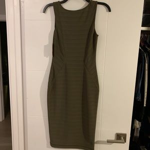 Rachel Roy Sleeveless Bodycon Dress